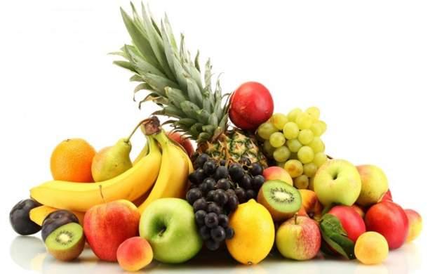میوههایی که بیشتر از شیر کلسیم دارند