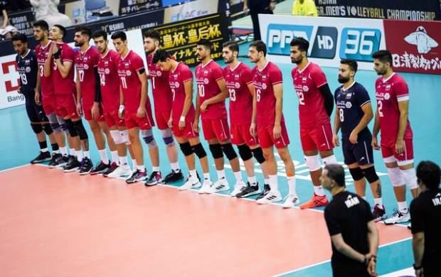 پیروزی مقتدرانه ایران برابر کرهجنوبی