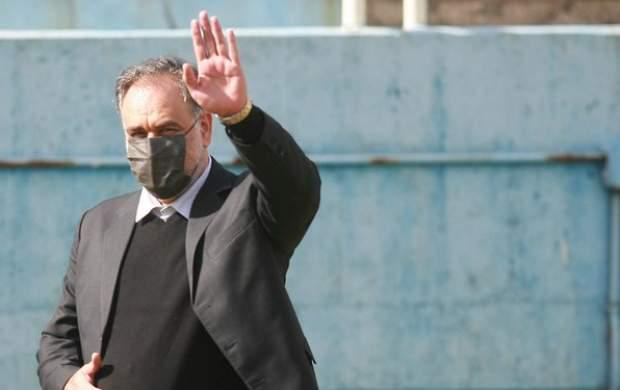 استعفای مددی از استقلال/ مجیدی لبه تیغ!