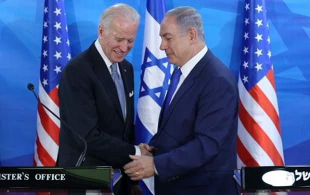 نتانیاهو چُرت زدن بایدن را مسخره کرد +فیلم