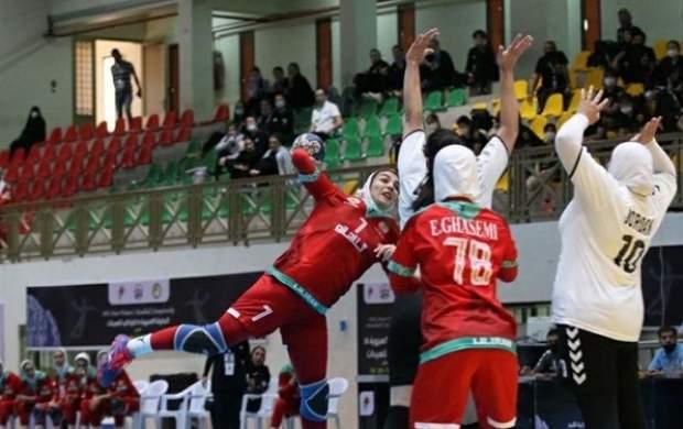 بانوان هندبال ایران جهانی شدند