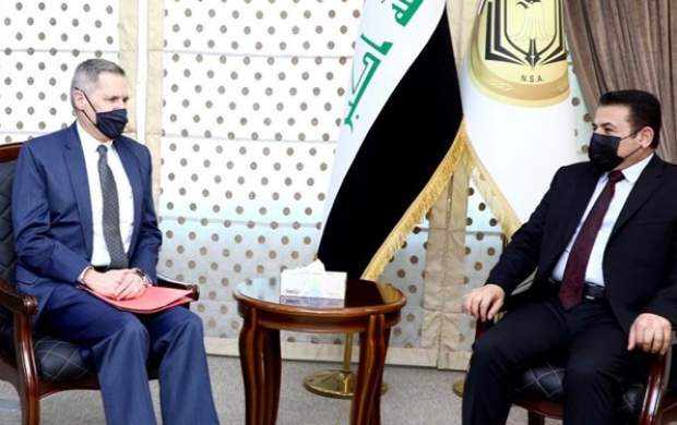 سفیر آمریکا: نظامیان ما در عراق، اشغالگر نیستند