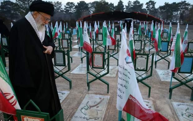 خون مطهر شهدا حقانیت جمهوری اسلامی را بر جبین تاریخ ثبت کرد/ هرجا تلاش مخلصانه باشد سربلندی نیز هست