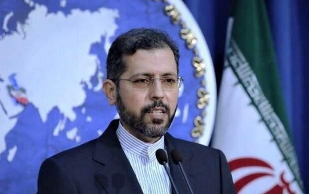 تنها ایران به نمایندگی از ایران سخن میگوید