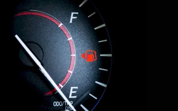 با چراغ بنزین چقدر میتوان رانندگی کرد؟