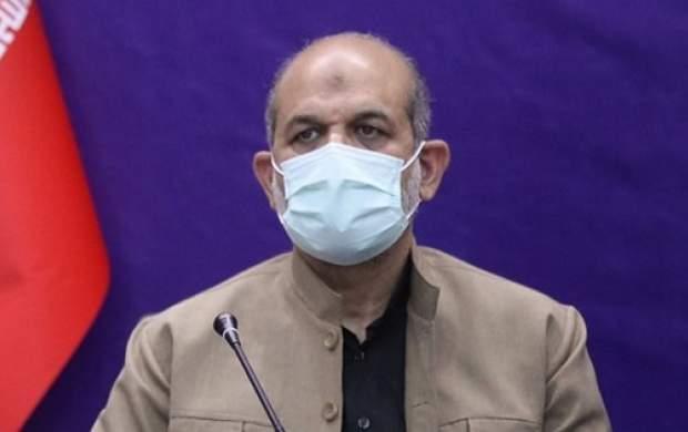 وزیرکشور: زائرین کرونا مثبت قرنطینه میشوند