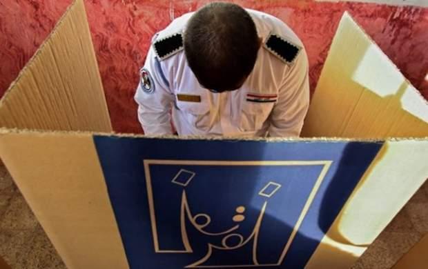 مرحله اول انتخابات پارلمانی عراق آغاز شد