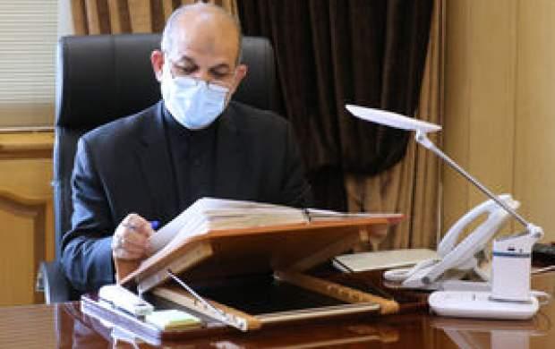 تنها ماندن وزیر کشور رئیسی میان مهاجمان