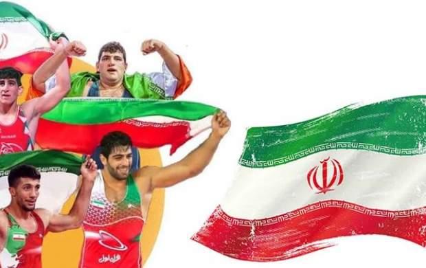 طلای چهارم بنا، طلای دوم گرایی/ ماشاءالله به ایران