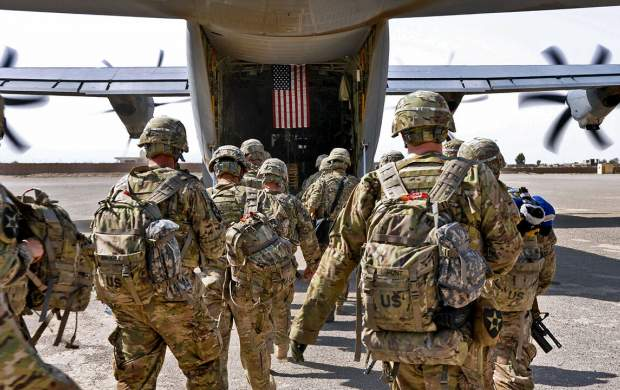 نقشه شوم آمریکا برای افغانستان و منطقه چیست؟ +فیلم