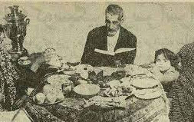 الگوهای غذایی ایرانیان از گذشته تا امروز