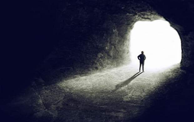 انسان در لحظه جان دادن چه میبیند؟