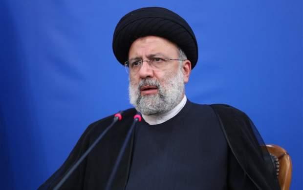 حضور رئیسی در دانشگاه تهران
