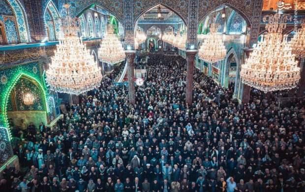 بازگشت نماز جماعت به صحن حرم امام حسین(ع)