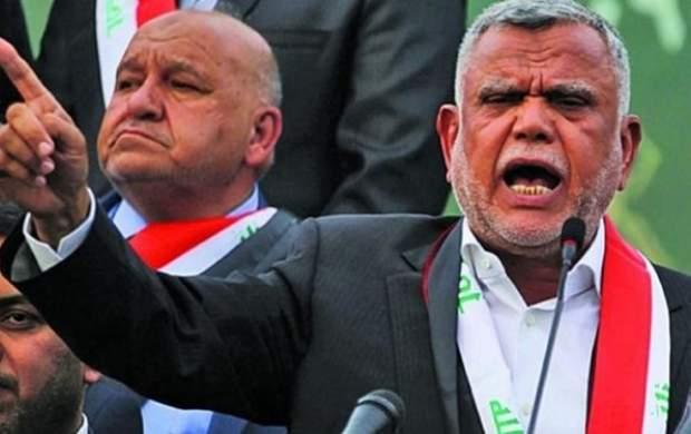 اعتراض هادی العامری به نتایج انتخابات عراق