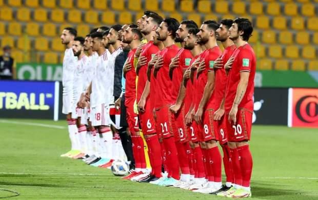 ترکیب تیم ملی ایران مقابل کرهجنوبی