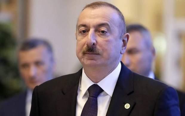 تذکر ترکی نماینده مجلس به علیاف +فیلم