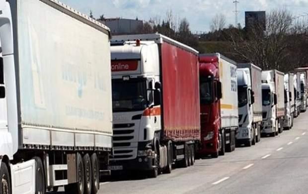 آذربایجان ۲ راننده کامیون ایرانی را آزاد کرد