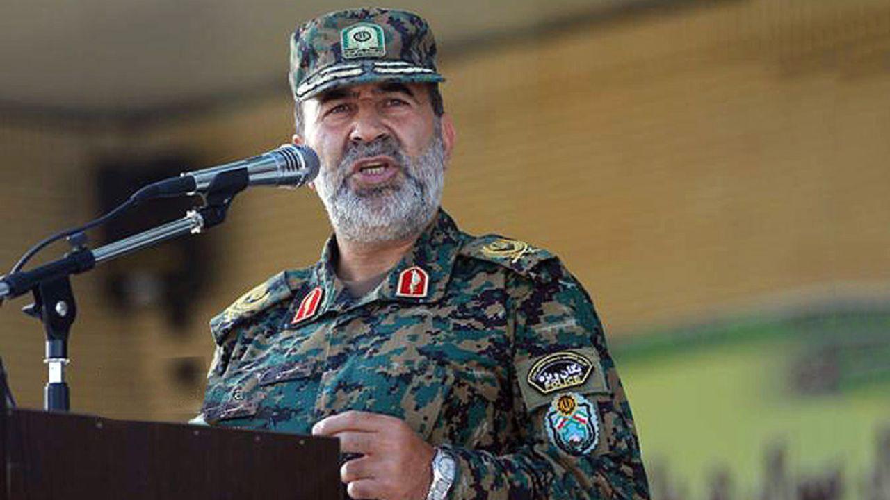 فرمانده یگان ویژه ناجا: چرا نباید با مردم حرف بزنیم؟