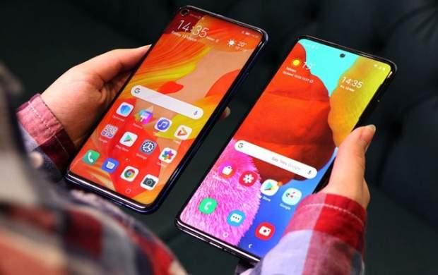قیمت جدید انواع گوشی موبایل +جدول