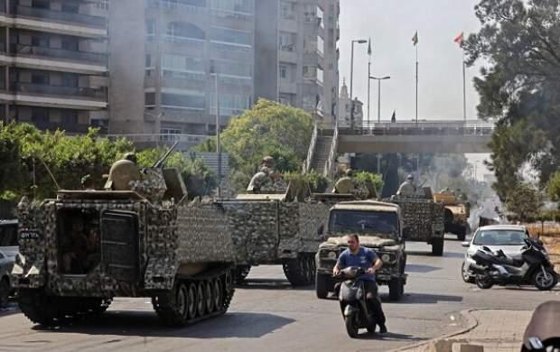 آرامش شکننده در بیروت +فیلم