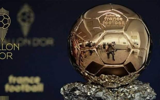 رونالدو چه کسی را شایسته توپ طلا دانست؟