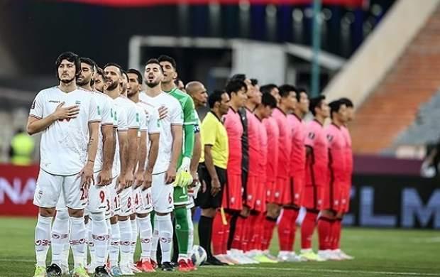 تساوی تیم ملی مقابل کره جنوبی زنگ خطر بود