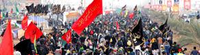 بزرگترین راهپیمایی جهان در اربعین حسینی