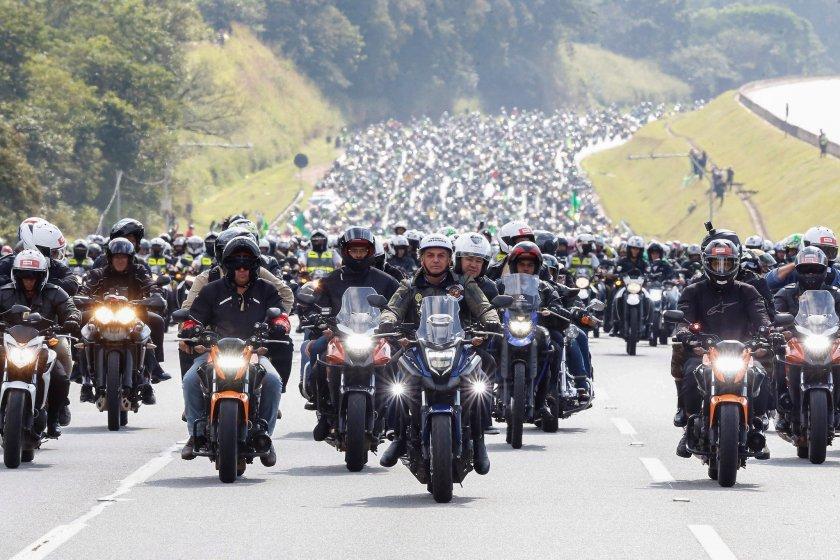 عکس موتورسواری