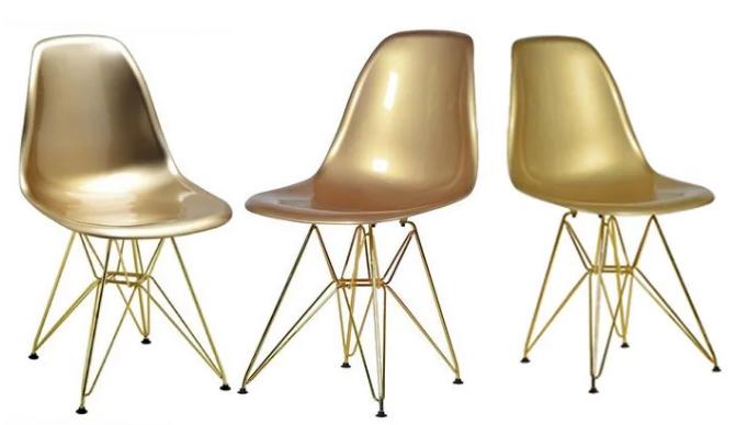 صندلیهای طلا